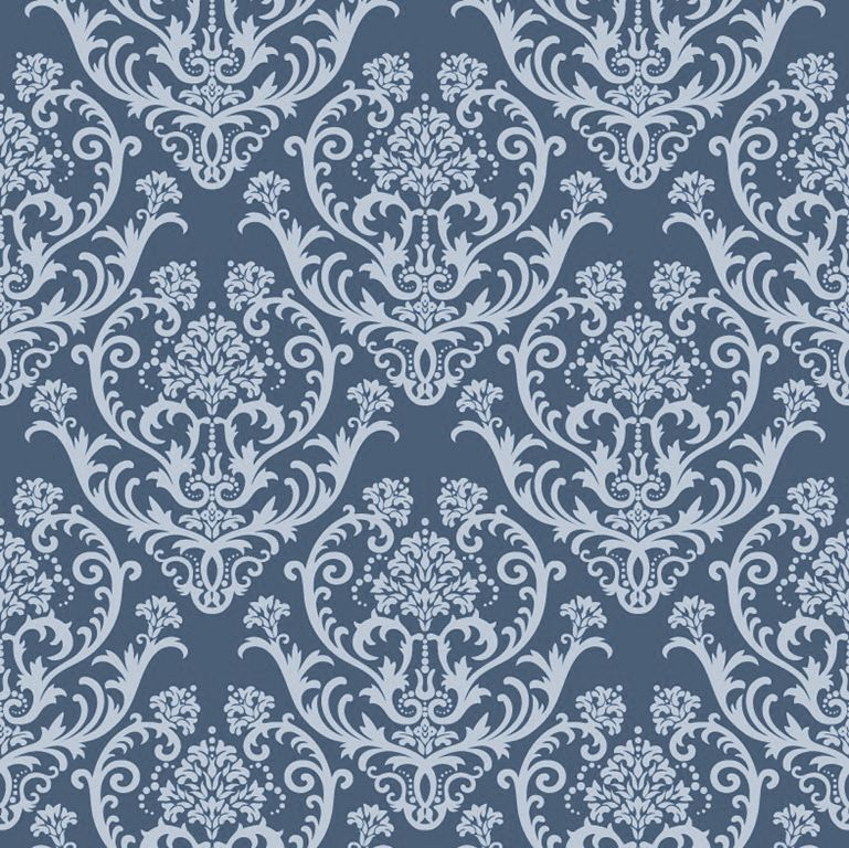 Vintage Wallpaper Seamless Pattern | Vector-Seamless ...