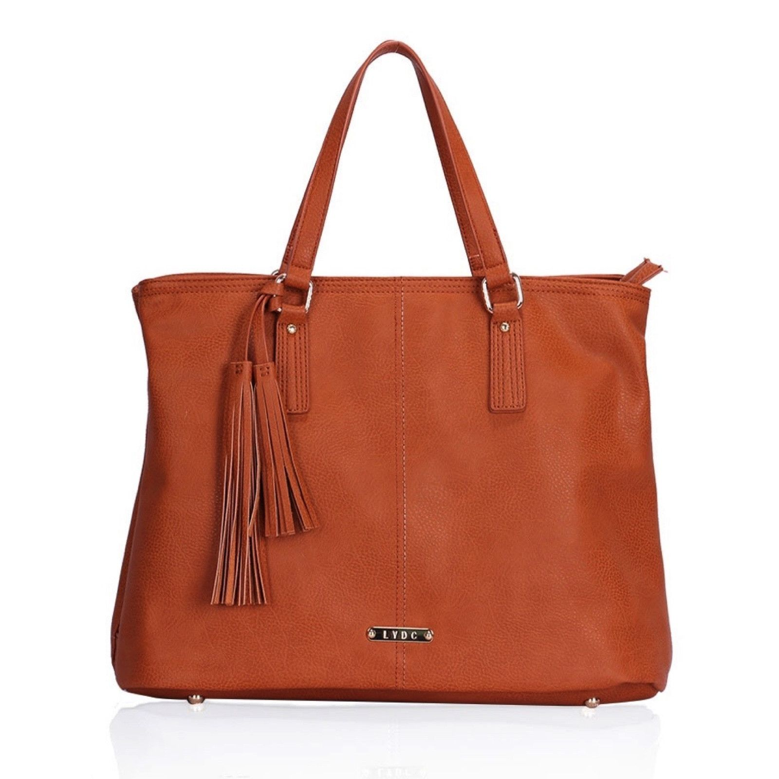 Lydc Box Hobo Bag In Brown By Style 3480 From Baked Le Uk