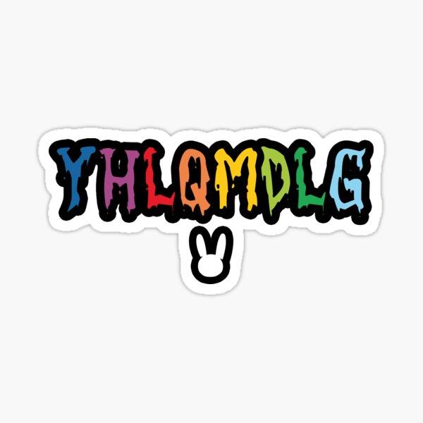Yhlqmdlg Bad Bunny Sticker By Blazikin In 2021 Bunny Wallpaper Bunny Painting Bunny Tattoos