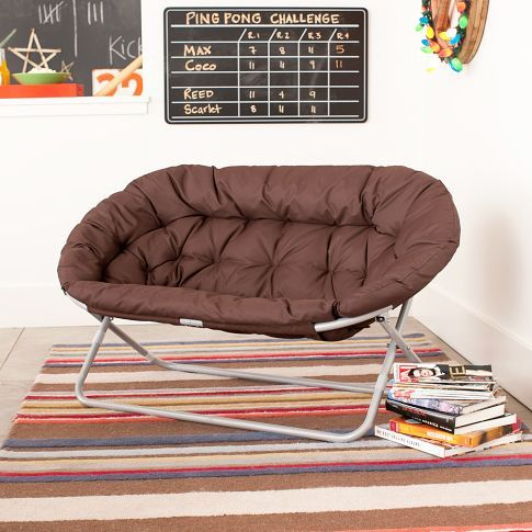 Double Solid Hang A Round Chair College Chair Room Round Chair