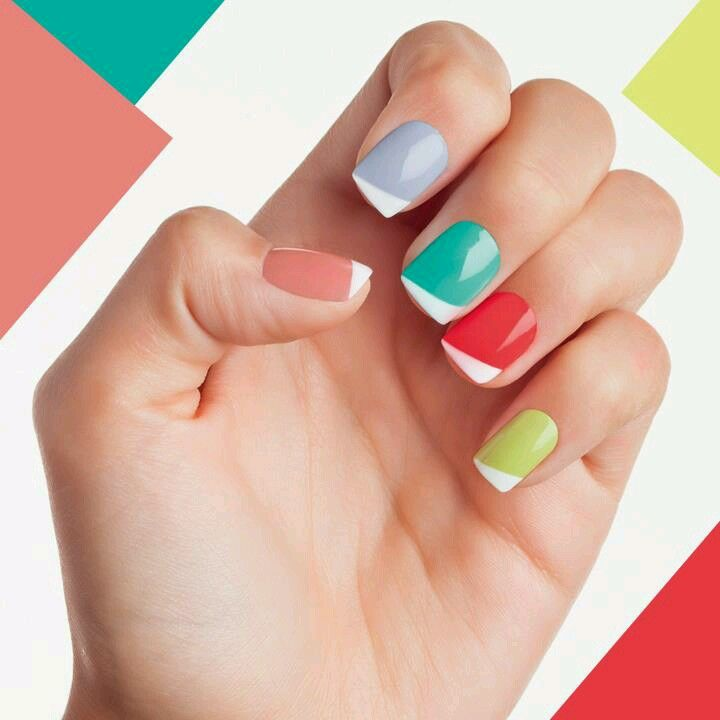 Colors nails