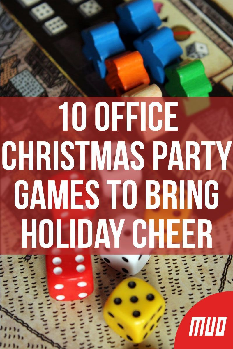 10 Office Christmas Party Games to Bring Holiday Cheer