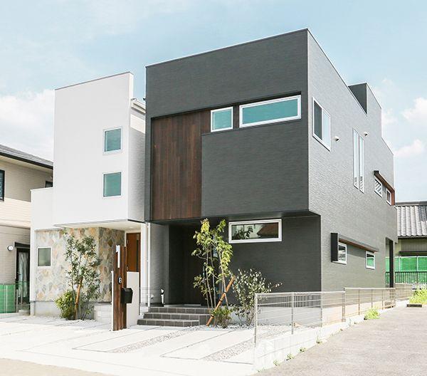 天白区元八事project 全2邸 ホームウェア 住宅 外観 モダン