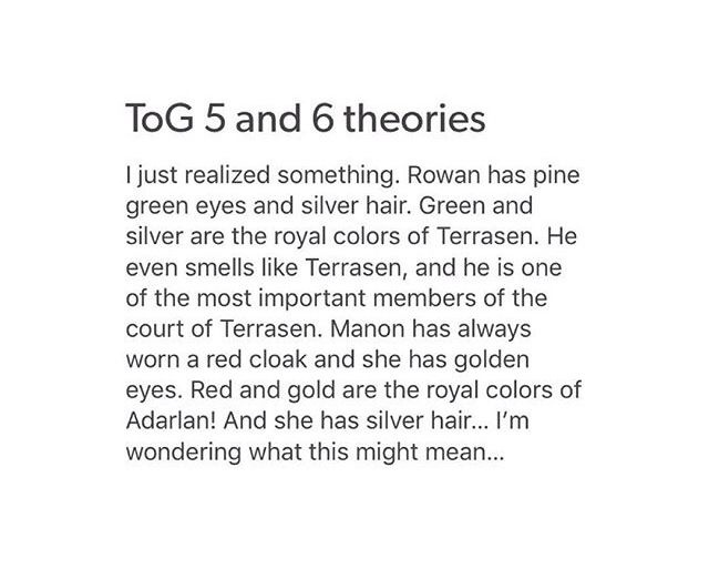 Wow I never really thought of this but it's is a very interesting theory :-)