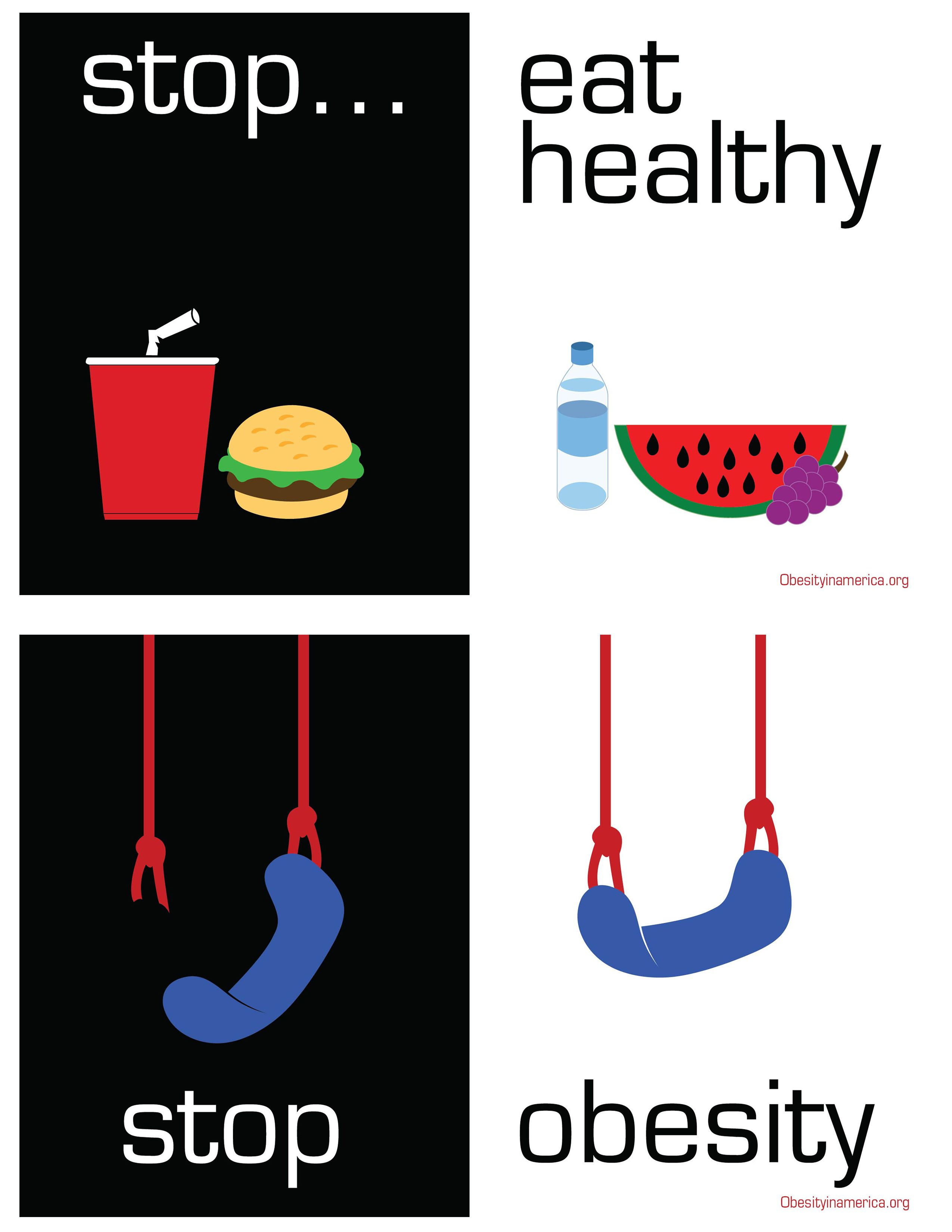 Campaign to help prevent child obesity.