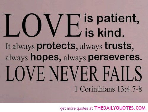 Bible Quotes About Love Bible Love Quote Love Is The Strongest Emotion There Is.so Is .