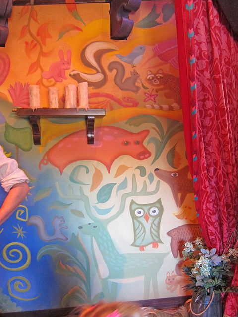 Rapunzel S Paintings Wall Painting Tangled Room Rapunzel Room