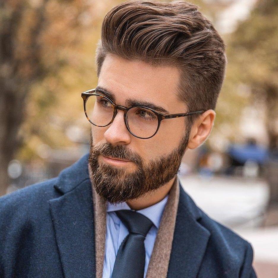 Gentlemen S Haircut Beard Gentleman Haircut Popular Mens Hairstyles Modern Beard Styles