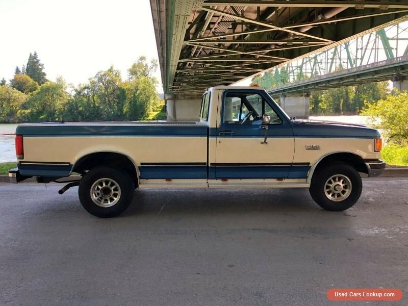 1989 Ford F 150 Lariat Ford F150 Forsale Canada Cars For
