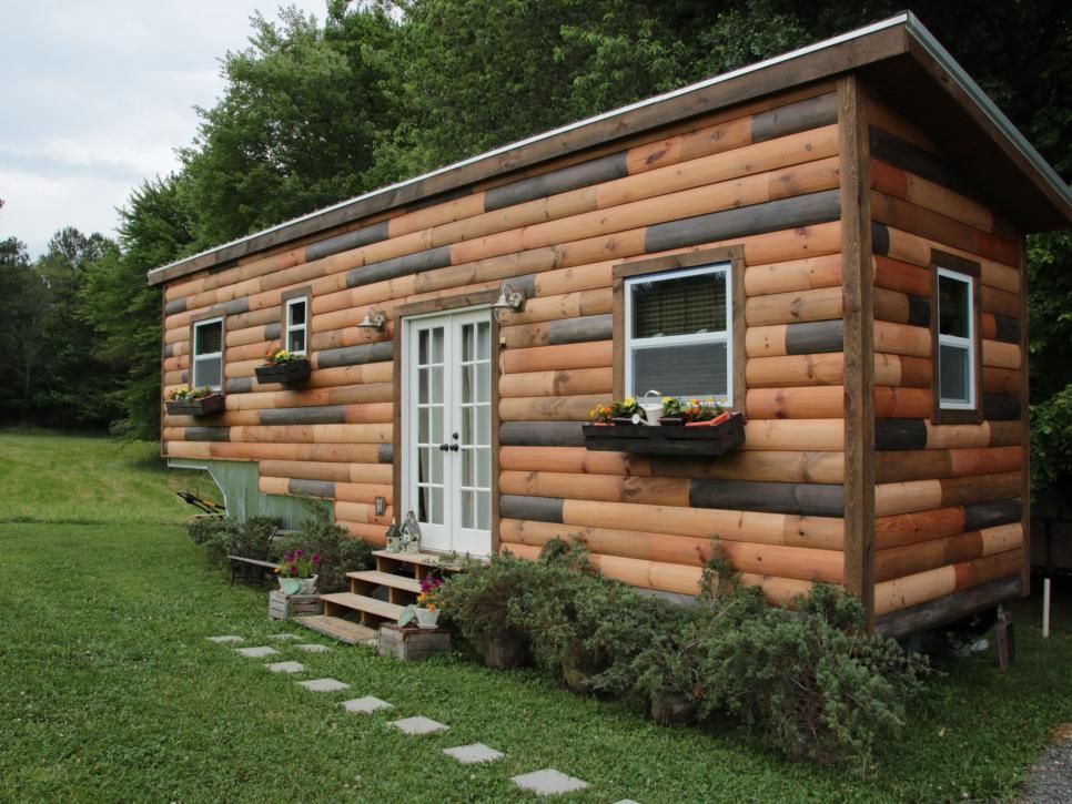 13 Cool Tiny Houses On Wheels | Tiny Houses, Hgtv And Wheels