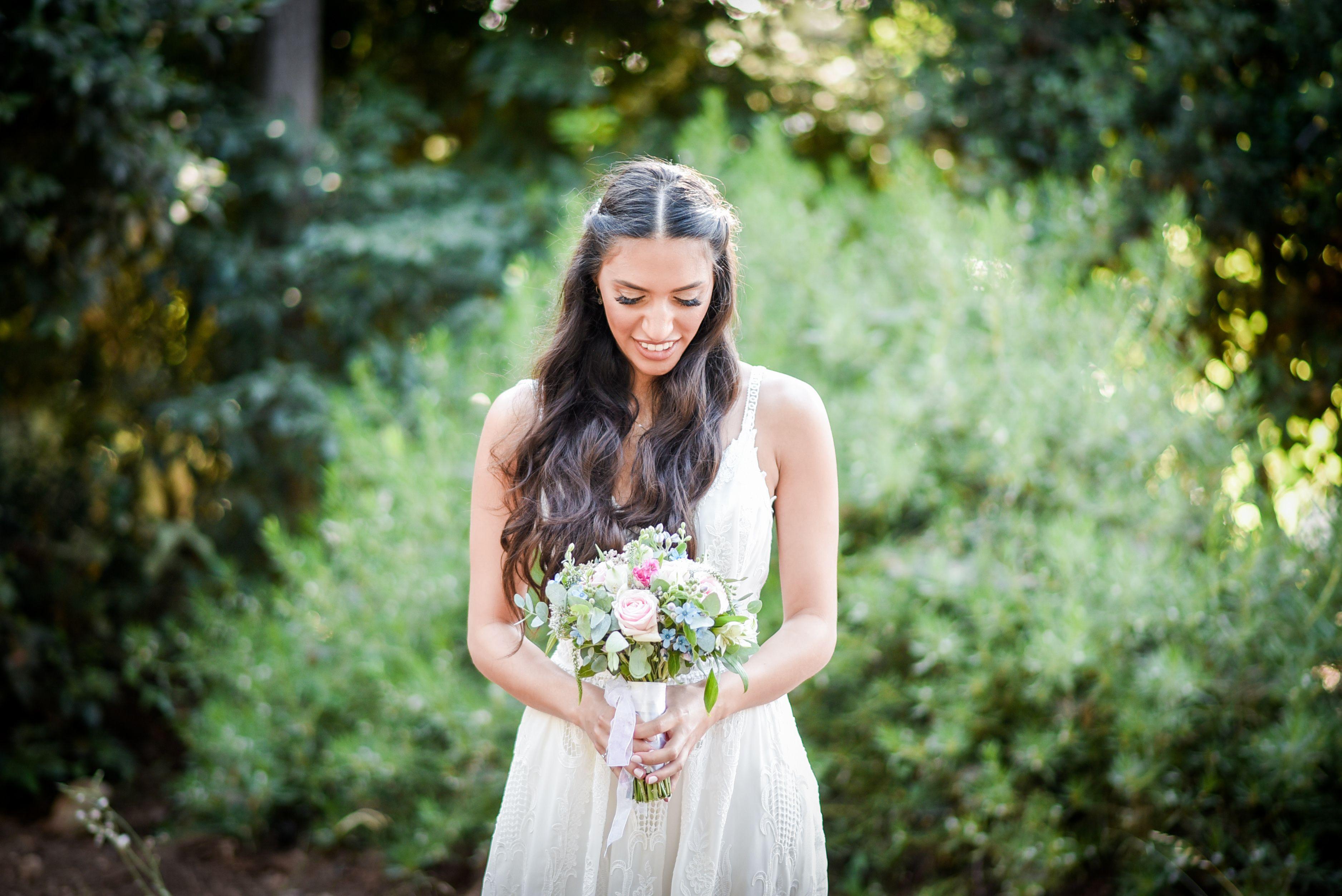 Dalphin by flora boho chic wedding dress lace flora i