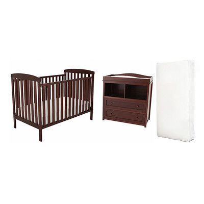 Marley 3 In 1 Convertible Crib Cribs Changing Table Dresser
