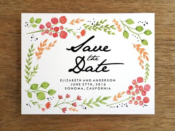 Free save the date templates template free and craft for Save the date template free download