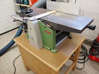 Inca 570 Jointer Planer For Sale