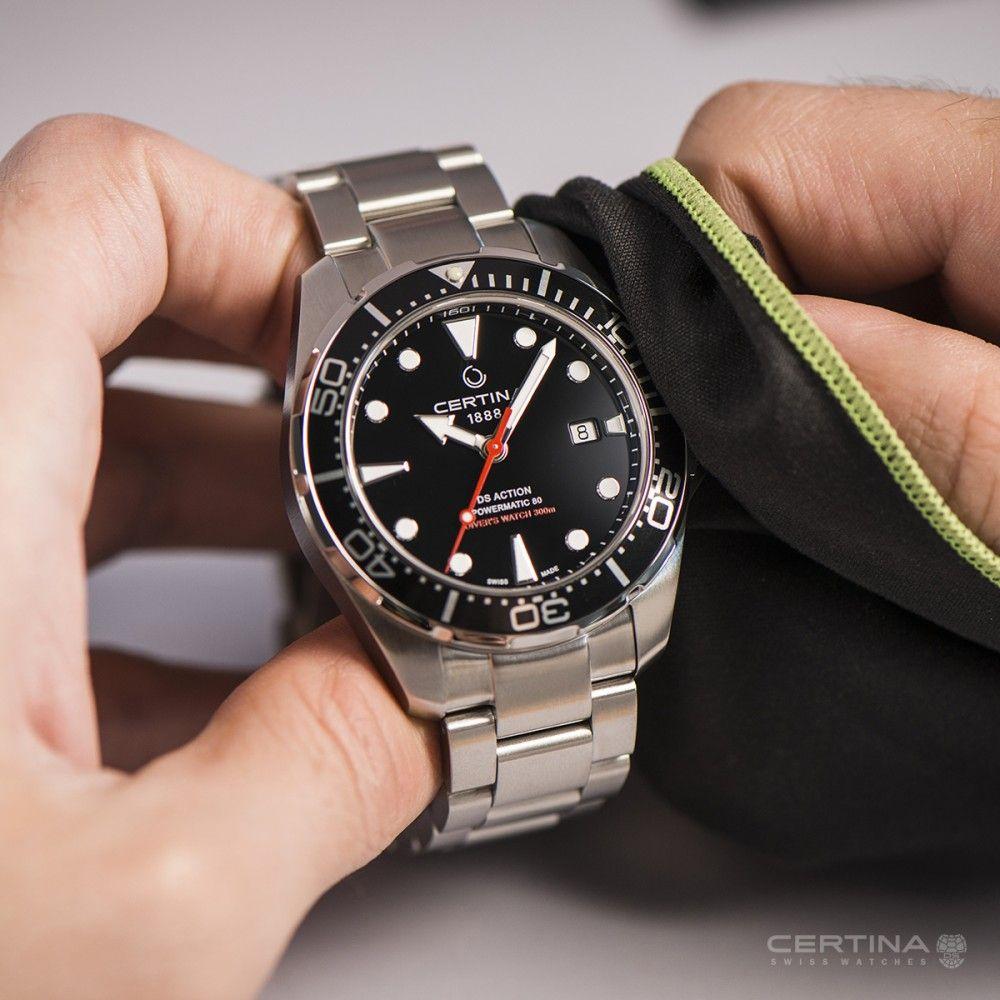 Certina Ds Action Diver Powermatic 80 C032 407 11 051 00