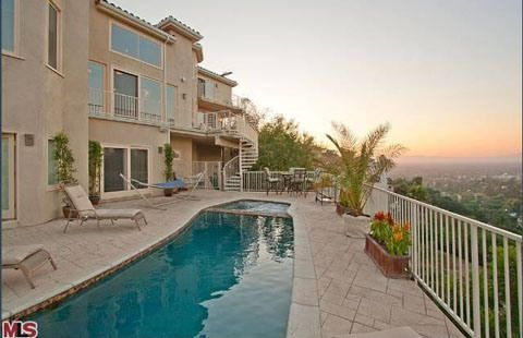 Anna Nicole Smith's House Pictures
