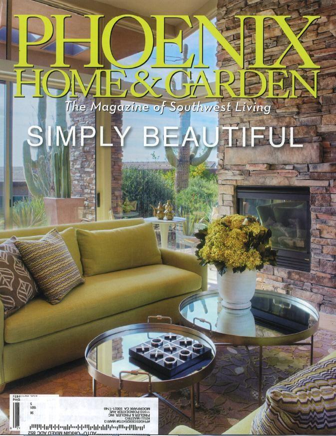 Phoenix Home & Garden Magazine Feb 2013 - Mary Meinz ...