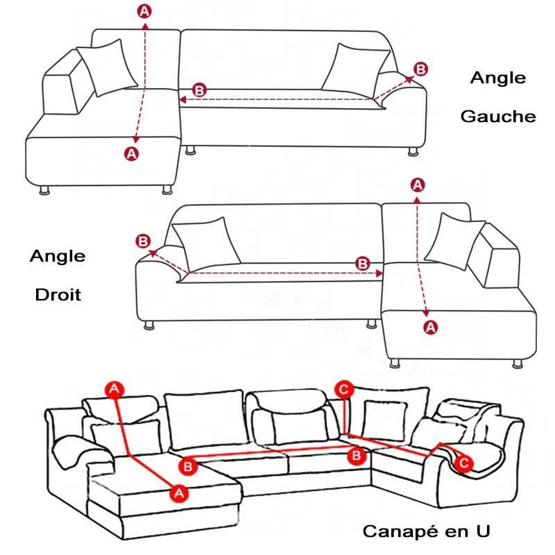 Housse De Canape Extensible Sofaclean Sofa Clean En 2020 Housse De Canape Extensible Housse Canape Housse Canape Angle