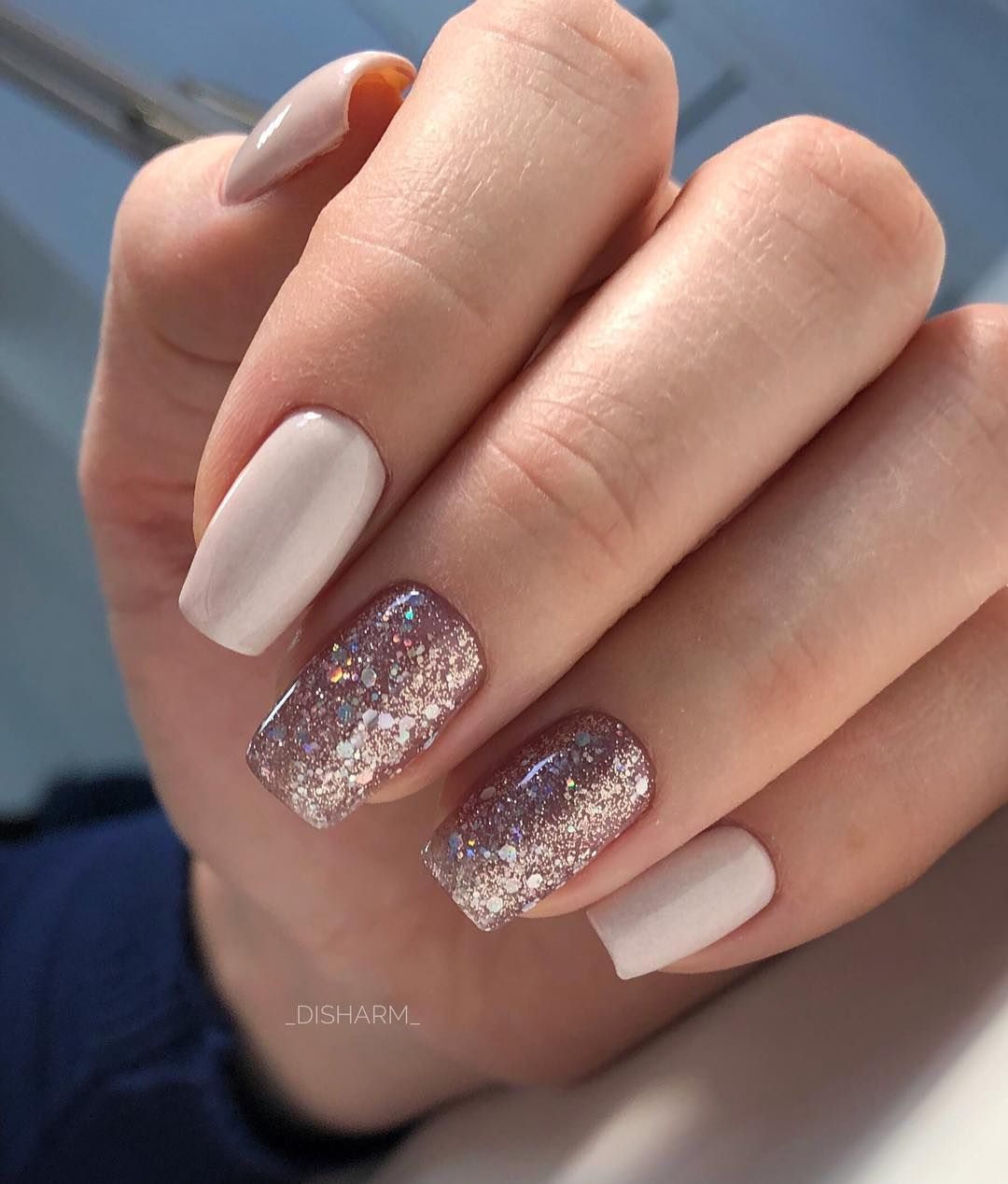 Stunning nail art design