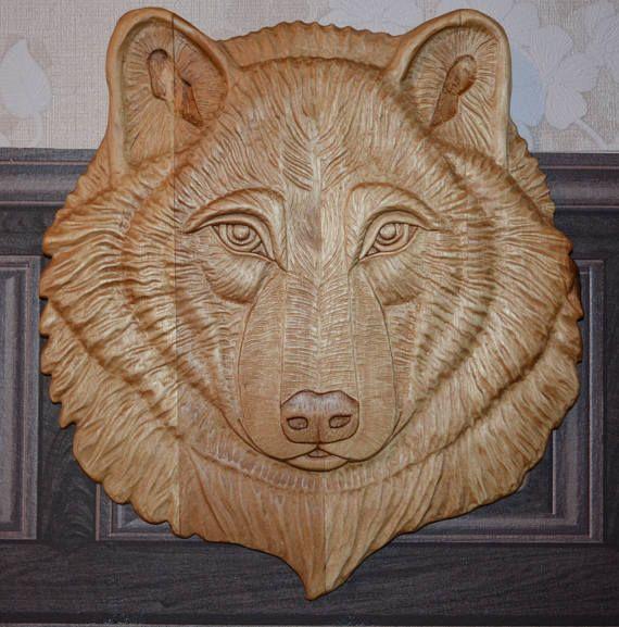 рубленую картинки для резьбы по дереву с волками что свое