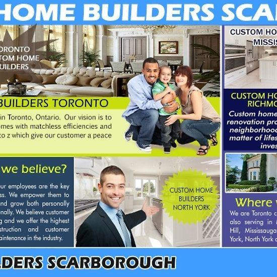 Custom Home Designs Toronto: Custom Homes, Custom Home Builders