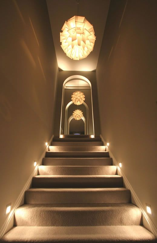 100 Best Corridors Stairs Lighting Images By John: John_Cullen_corridors_stairs_lighting-35