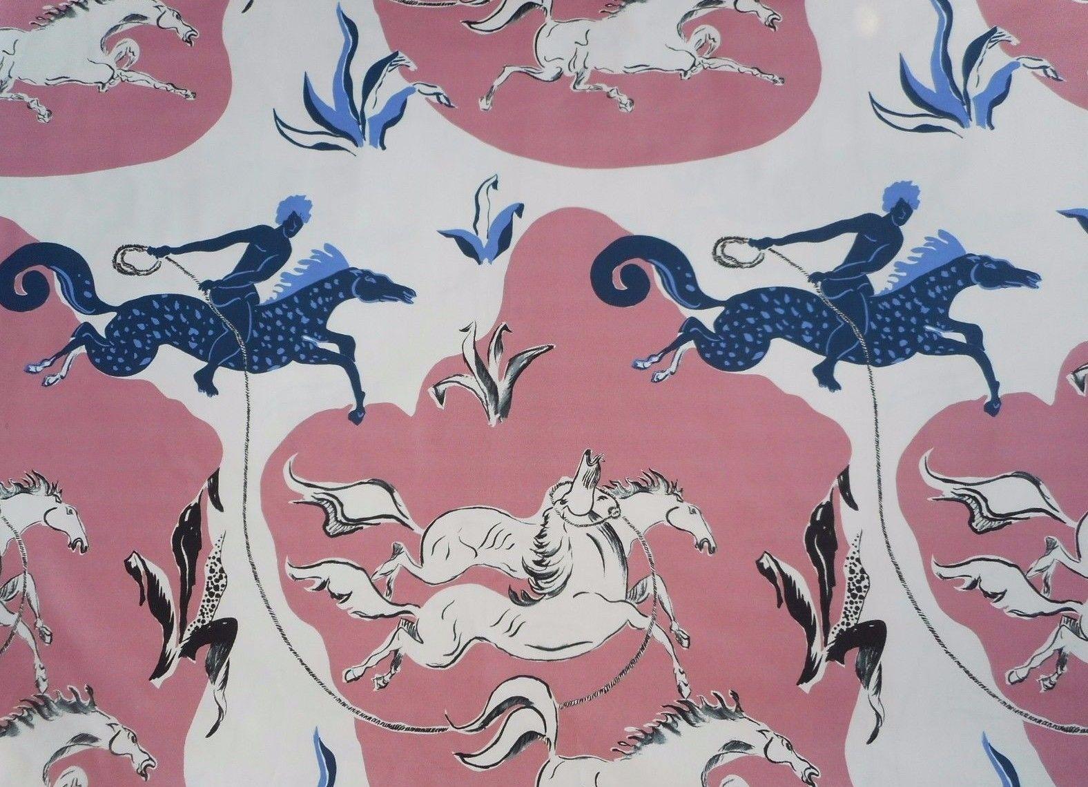 Pierre Frey Curtain/upholstery Fabric Design Lasso
