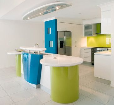 Fun and Funky Mudjimba Beech House - Spaces - Other Metro - Kim Duffin for Sublime Architectural Interiors