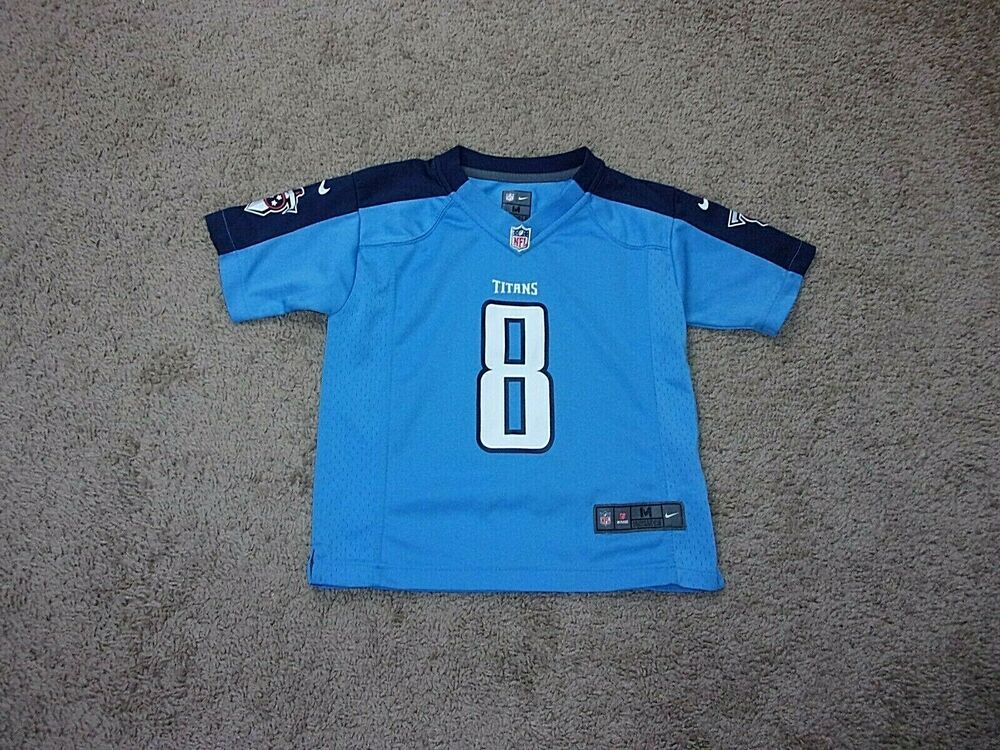 online store 74700 00890 Nike NFL Titans Mariota #8 Jersey Youth Medium #Nike ...