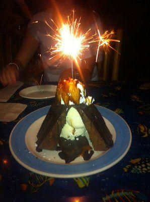 rainforest cafe anniversaire