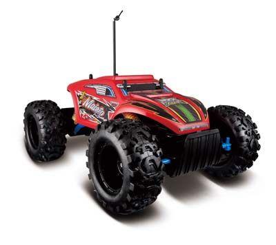 7. Maisto R/C Rock Crawler Extreme Radio Control Vehicle