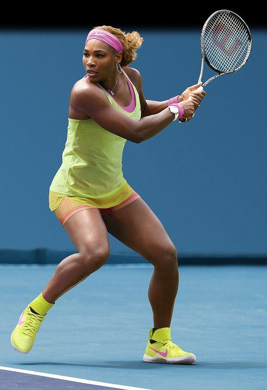 Nike Roshe Triple Femmes Noires Australian Open De Tennis 2018