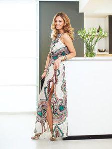 burda style: Damen - Kleider - Maxi-Kleider - Maxikleid - Neckholder