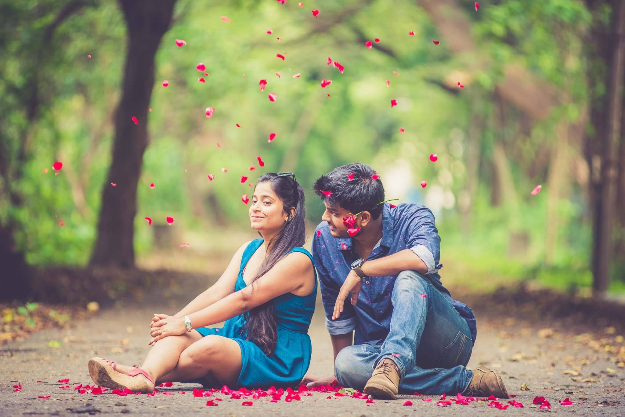 Wfa Wedding Photography: 20 Spring Colourful PreWedding Photoshoot Props