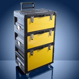 Servante 3 Boites Empilable Sur Trolley Brick Castorama Boite Castorama Rangement