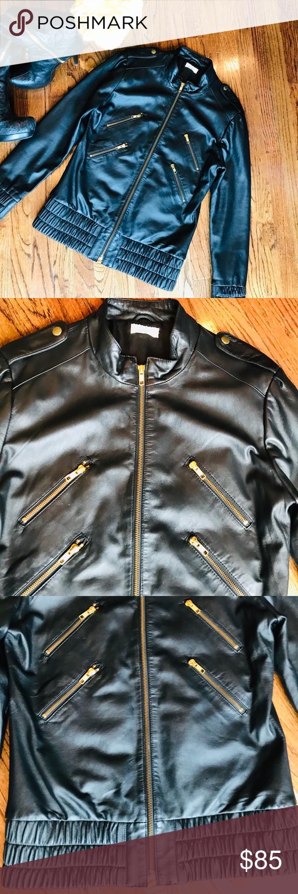 Style Portfolio Black Leather Jacket Leather Jacket Black Leather Jacket Jackets [ 1740 x 580 Pixel ]