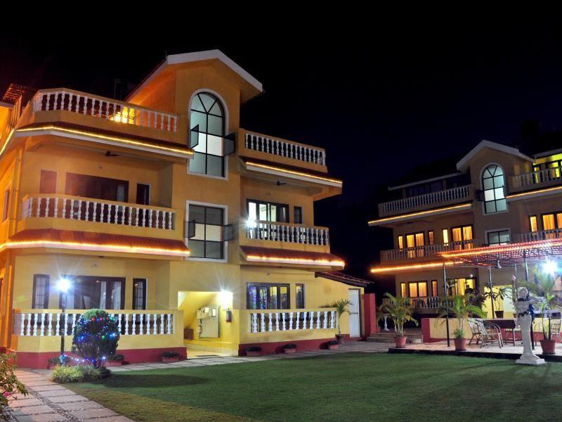 Goa Marina Bay Beach Resort India Asia