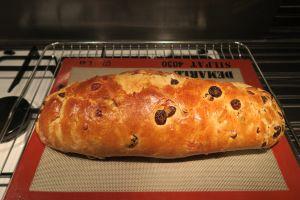 STOLLEN «CHTOLLEN» Le gâteau de Noël Alsacien – Les délices de myrtille #stollenalsacien