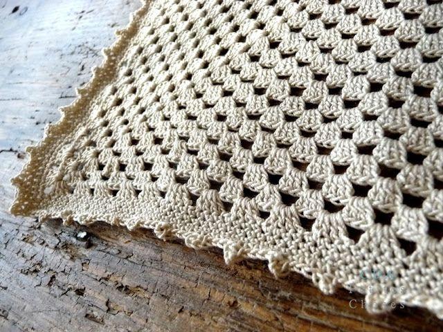 petites choses: création crochet