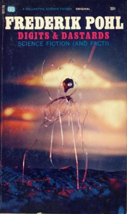 Ballantine Books - Digits and Dastards - Frederik Pohl