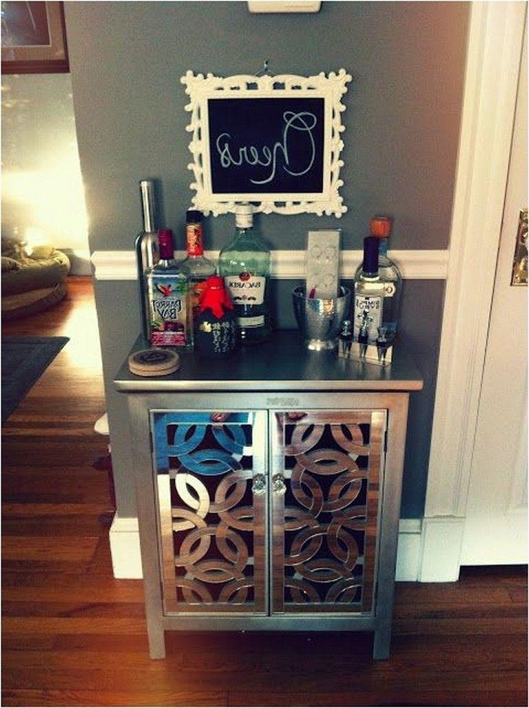155 Mini Bar For Apartment Ideas That Can Create You Relax Mini
