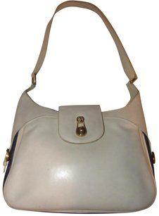 fd463783f Gucci Hobo/Shoulder 1960's Mod Style Excelent Vintage Red/Blue Bold Gold Gg  Turnlock Shoulder Bag