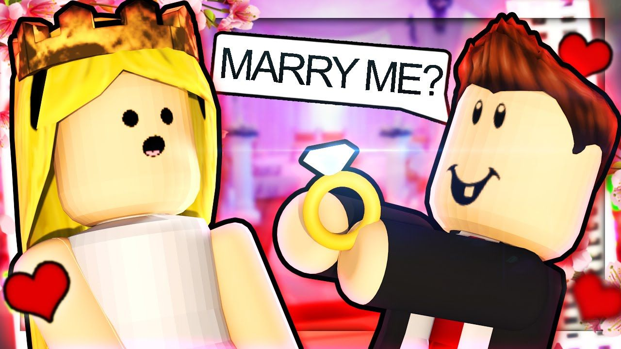 Babies Get Married In Roblox Youtube Roblox Got Married Married