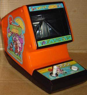 Donkey Kong Jr Table Top I Miss You Mini Arcade Vintage