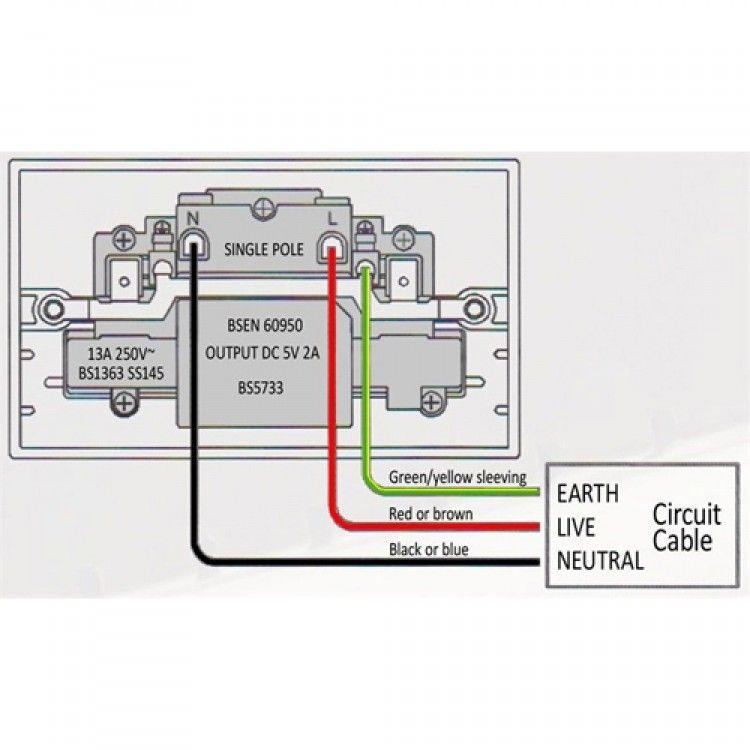 image result for socket wiring diagram uk  diagram neutral