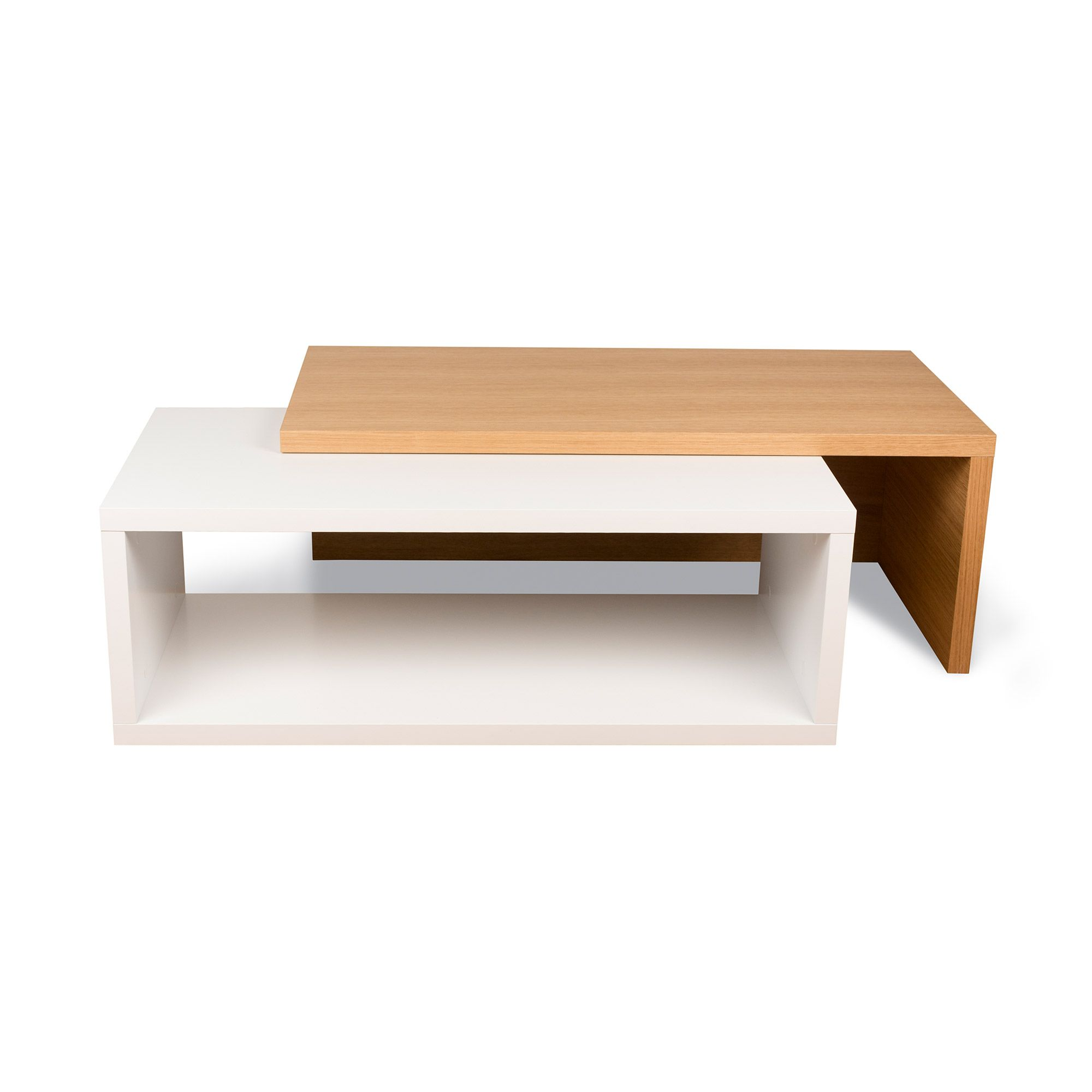 Table Basse Modulable Avec Niche L90 Cm Jazz Living Rooms And Room