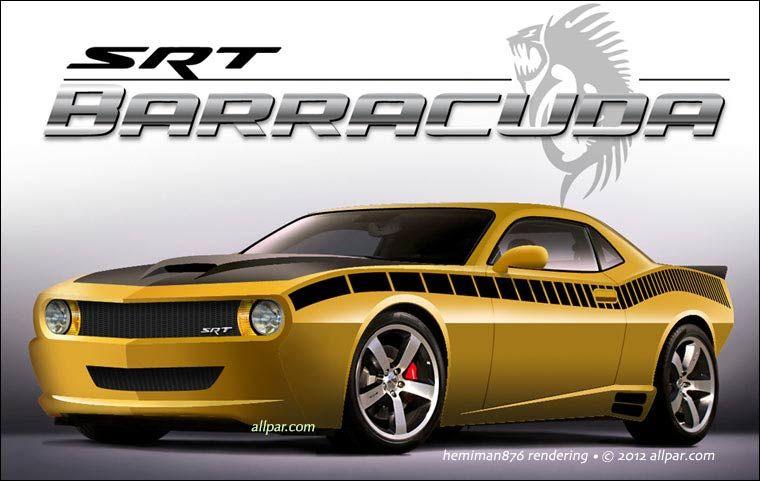 Dodge Barracuda 2016 >> 2016 Dodge Barracuda The Rumored Muscle Car Mopar Madness Dodge
