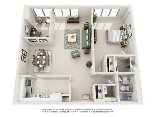 Crystal Towers Sims House Plans Apartment Layout Apartment Floor Plans