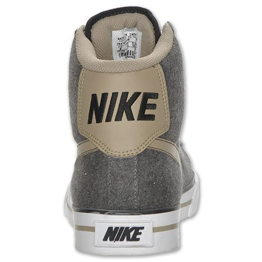 best authentic 45739 91d96 Nike Sweet Classic High Textile Men s Casual Shoe Dark Grey Tan Black White