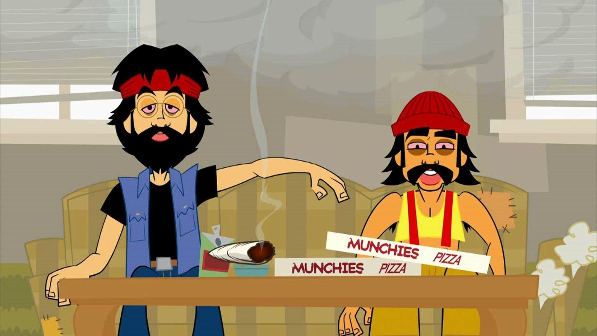 CHEECH AND CHONG UP IN SMOKE comedy humor marijuana weed y HD